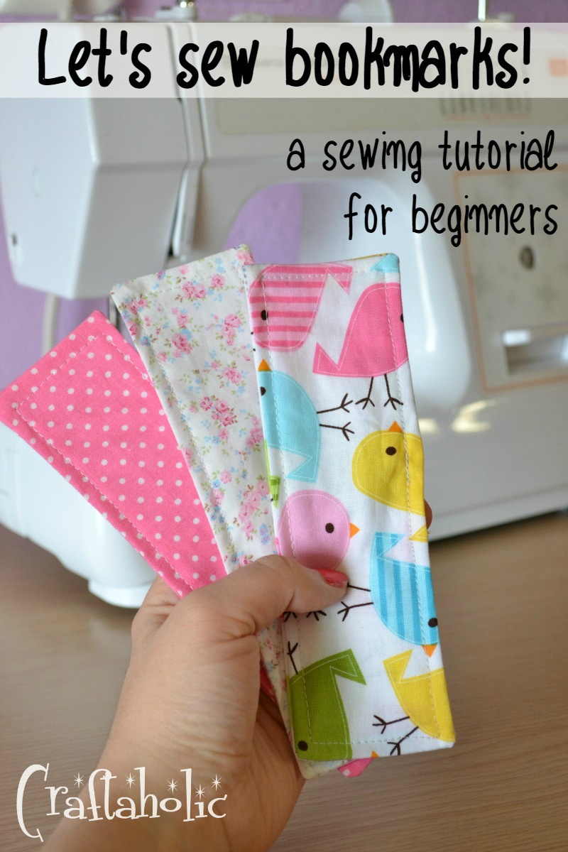 sew bookmarks
